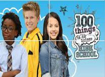 100 de Lucruri Inainte de Liceu Puzzle