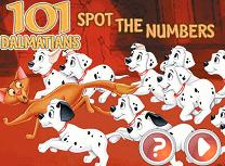 101 Dalmatieni Numere Ascunse