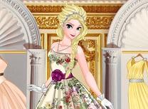 30 de Rochii Intr-una pentru Elsa