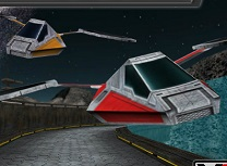 Curse cu Aeronave 3D