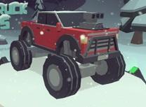 Camioane 3D Drumuri Inghetate