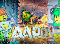Aaron Cavalerii Nexo Puzzle