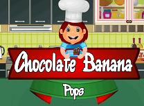 Acadele de Ciocolata cu Banane