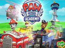 Academia Paw Patrol