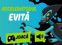 Acceleratorul Evita