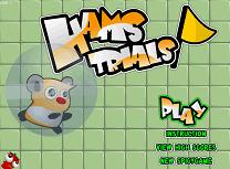 Acrobatii cu Hamsteri