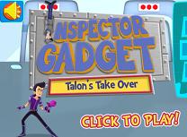 Actiune cu Inspectorul Gadget