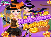 Activitate de Halloween