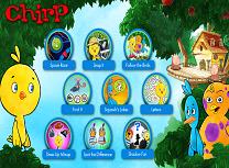 Jocuri cu Chirp