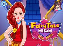 Jocuri cu Fairy Tale High