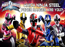 Afla Care Power Ranger Ninja Esti