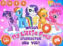 Afla ce Caracter My Little Pony Esti