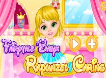Ai Grija de Bebelusa Rapunzel