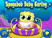 Ai Grija de Bebelusul Spongebob