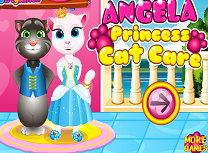 Ai Grija de Printesa Angela