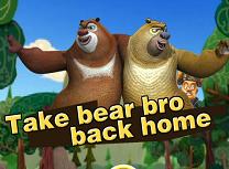 Ajuta Ursul sa Ajunga Acasa