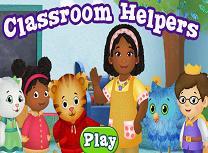 Ajutoarele din Clasa