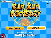 Alearga cu Hamsterul
