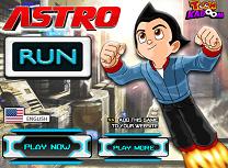 Alearga cu Astro Boy