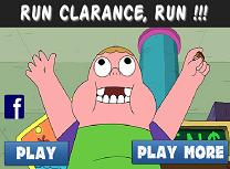 Alearga cu Clarence