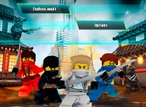 Alearga cu Lego Ninjago