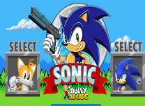 Alearga cu Sonic
