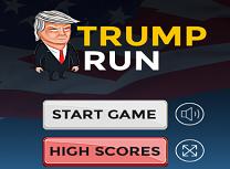 Alearga cu Trump
