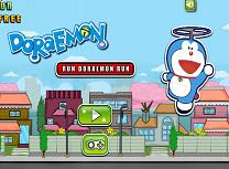 Alergarea lui Doraemon