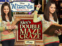 Alex si Labirintul