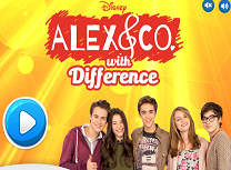 Alex si Trupa Diferente