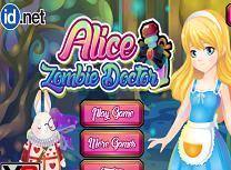 Zombi Alice la Doctor