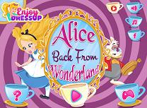 Alice Inapoi Din Tara Minunilor