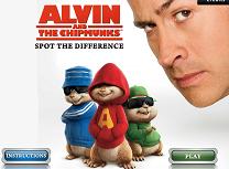 Alvin si Veveritele Diferente