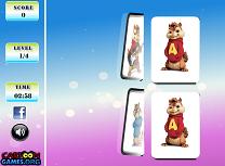 Alvin si Veveritele Memorie