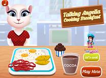 Angela Gateste Micul Dejun