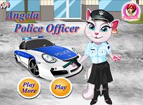 Angela Ofiter de Politie