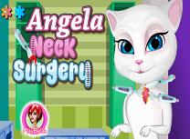 Angela Operatie la Gat