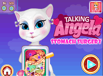 Angela Operatie la Stomac