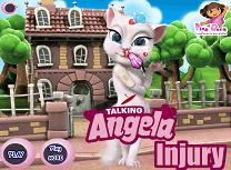 Angela este Ranita