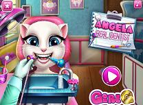 Angela la Dentistul Adevarat
