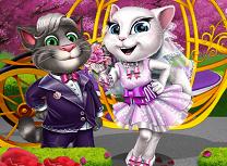 Angela si Tom Nunta de Primavara