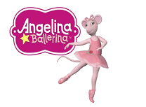 Angelina Balerina Puzzle