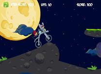 Angry Birds Bicicleta Spatiala