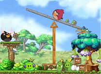 Angry Birds Echilibru