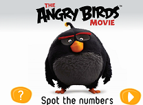 Angry Birds Filmul Numere Ascunse