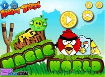 Angry Birds Lumea Magica