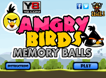 Angry Birds Mingile de Memorie