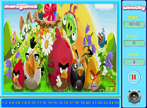 Angry Birds Numere Ascunse