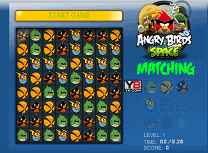 Angry Birds Potriviri