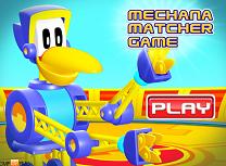 Jocuri cu Animalele Mecanice